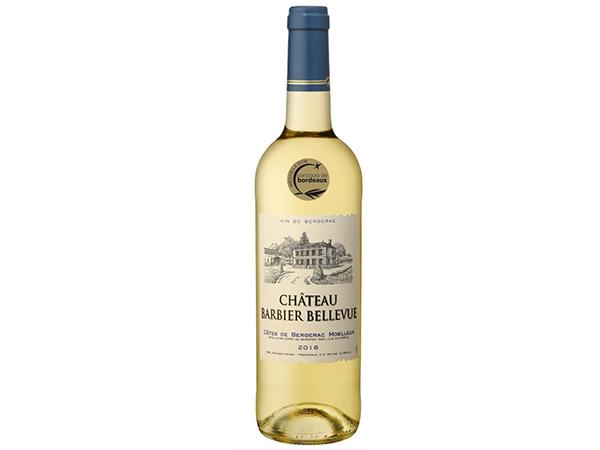 巴比尔贝尔维城堡白葡萄酒