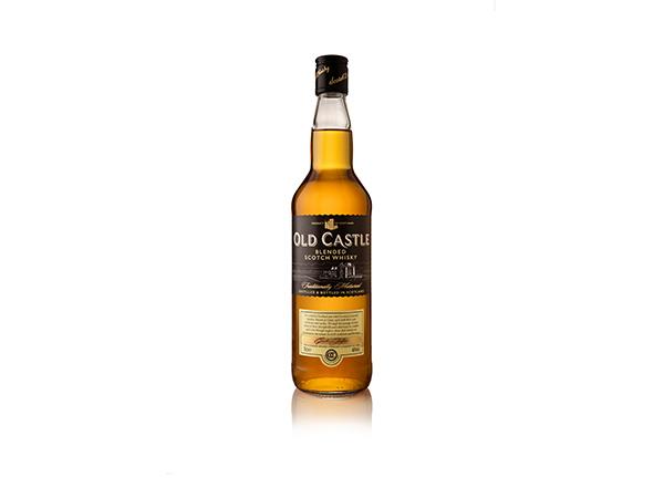 老城堡调配威士忌